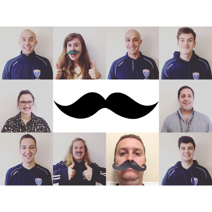 MMU Sport do Movember