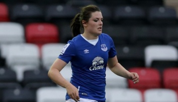Everton's Emily Hollinshead