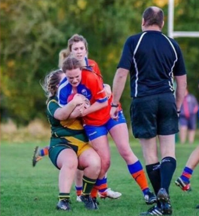 Charley rugby