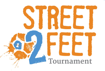 Street to feet logo